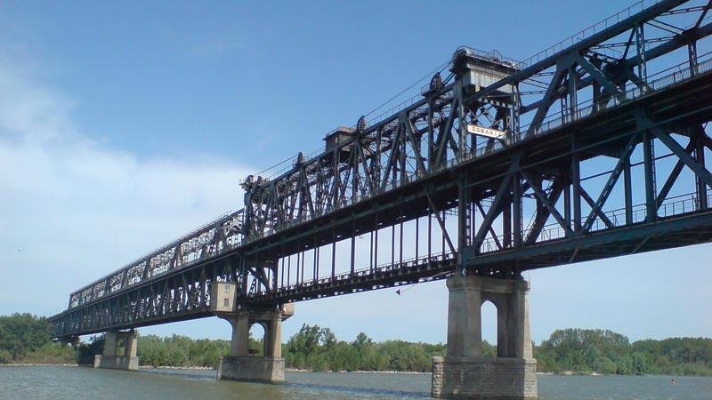 Γέφυρα Ruse Giurgiu