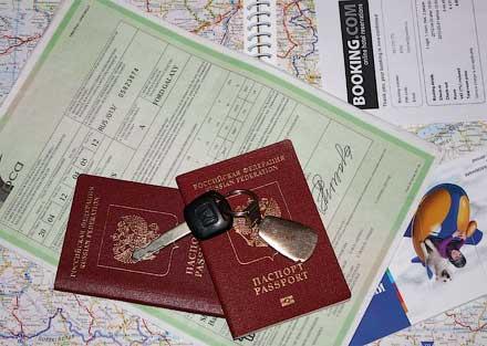 Оформить международная страховка для выезда за границу на автомобиле