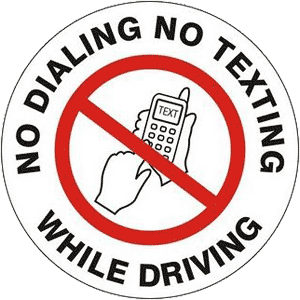Penalties for using mobile phone while driving in Europe